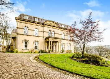 Thumbnail 2 bed flat for sale in Broad Fold Hall, Luddenden, Halifax