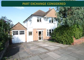 Thumbnail 4 bedroom detached house for sale in Kingsmead Road, Knighton, Leicester