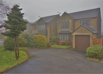 Thumbnail 4 bed detached house to rent in Hollybank Road, Bradford