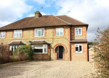 Thumbnail 4 bed semi-detached house for sale in The Street, Tongham