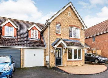 Thumbnail 3 bed link-detached house for sale in Totton, Southampton, Hampshire