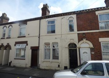 Thumbnail 4 bedroom terraced house for sale in Seaford Street, Shelton, Stoke-On-Trent
