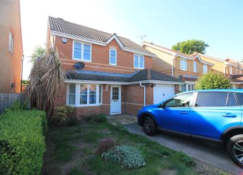 Thumbnail 3 bed detached house for sale in Sandstone Drive, Kemsley, Sittingbourne, Kent