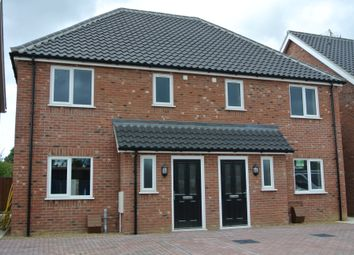 Thumbnail 3 bed semi-detached house to rent in Janet Smith Close, Norwich