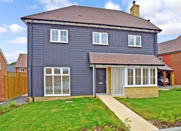 Thumbnail 4 bed detached house for sale in Peters Village, Evabourne, Wouldham, Rochester, Kent
