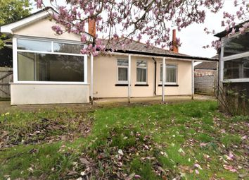 Thumbnail 3 bed detached bungalow for sale in Hobart Road, New Milton