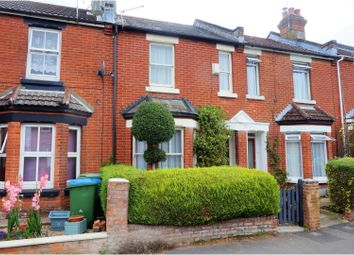 Thumbnail 2 bed terraced house for sale in Bladon Road, Upper Shirley, Southampton