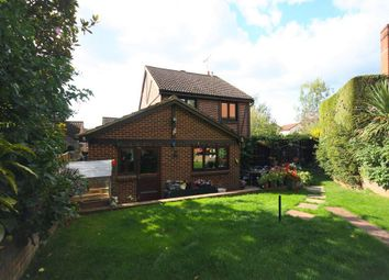 Thumbnail 4 bed detached house for sale in Dukes Ride, North Holmwood, Dorking