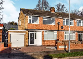 Thumbnail 3 bed semi-detached house for sale in Ridley Drive, Stockton-On-Tees