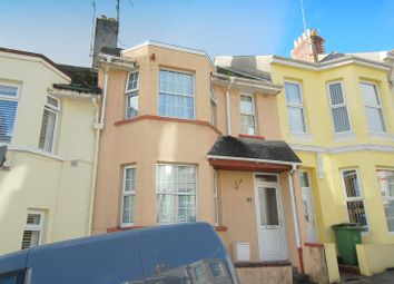 Thumbnail 4 bed terraced house for sale in Barton Avenue, Keyham, Plymouth