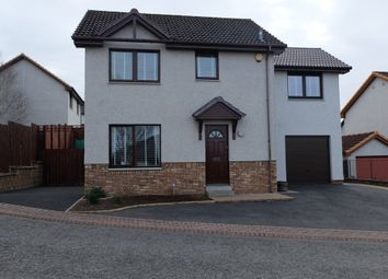 Thumbnail 3 bed detached house for sale in Neil Gunn Crescent, Inverness
