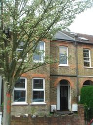 Thumbnail 3 bed maisonette to rent in Glenfield Road, London