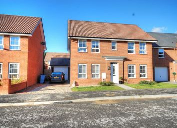 Thumbnail 4 bed detached house for sale in Cordwainers, Morpeth
