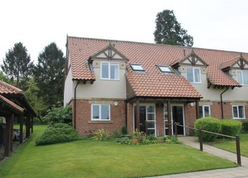 Thumbnail 2 bed town house for sale in Garden Court, Hollins Hall, Killinghall, Harrogate