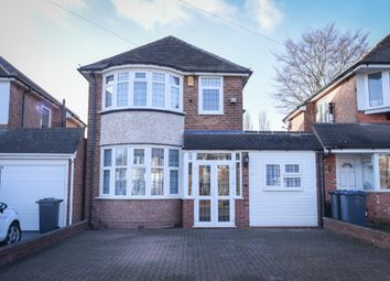 Thumbnail 3 bed detached house for sale in Elizabeth Road, Sutton Coldfield