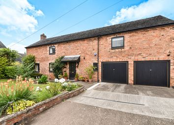 Thumbnail 4 bed barn conversion for sale in Main Street, Burnaston, Derby