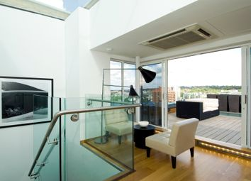 Thumbnail 3 bed duplex to rent in St. John's Wood Park, London