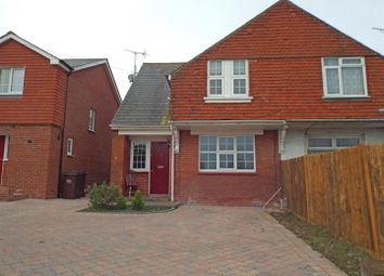 Thumbnail 2 bedroom property to rent in Dittons Road, Polegate
