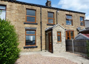 Thumbnail 3 bed terraced house for sale in Huddersfield Road, Liversedge, West Yorkshire.