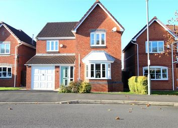 Thumbnail 4 bed property for sale in Nab Wood Drive, Chorley