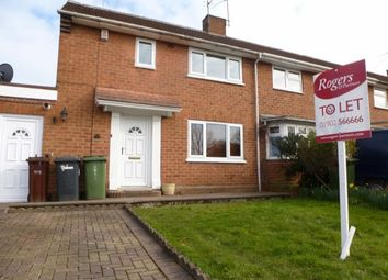 Thumbnail 2 bed semi-detached house to rent in White Oak Drive, Finchfield, Wolverhampton