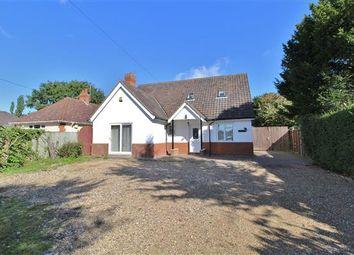 Thumbnail 5 bed detached house for sale in Freshfields, Felixstowe Road, Nacton, Ipswich