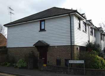 2 bed property to rent in Bow Road, Wateringbury, Maidstone ME18