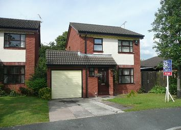 Thumbnail 3 bed detached house to rent in The Beeches, Nantwich