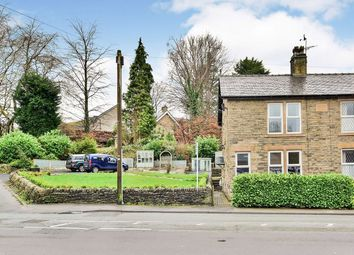Thumbnail 3 bed semi-detached house for sale in Spring Bank Turnlee Road, Glossop