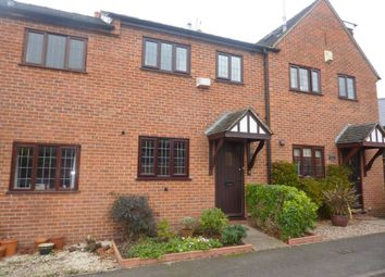 Thumbnail 2 bed town house to rent in Boggy Lane, Church Broughton, Derbys.