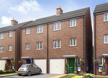Thumbnail 4 bedroom end terrace house for sale in Scotts Road, Ware