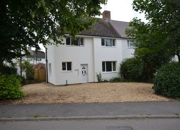 Thumbnail 3 bed end terrace house to rent in Radcliffe Road, Stamford