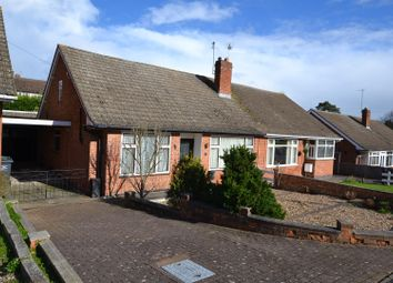 Thumbnail 2 bed semi-detached bungalow for sale in St. Marys Road, Sileby, Leicestershire