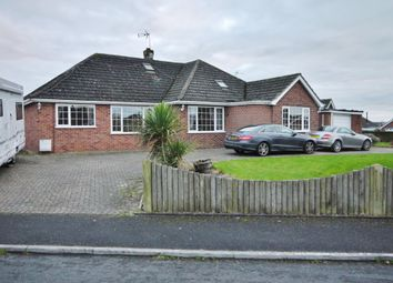 Thumbnail 4 bed detached bungalow for sale in Vale Court, White Horse Road, Cricklade, Swindon