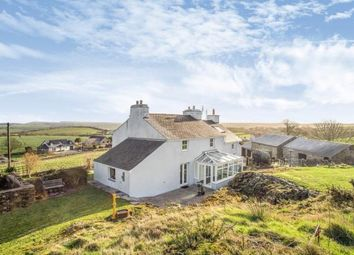 Thumbnail 4 bed detached house for sale in Llanfairynghornwy, Holyhead, Sir Ynys Mon