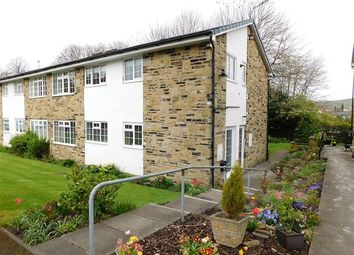 Thumbnail 2 bed flat for sale in Chestnut Court, Moorhead, Shipley