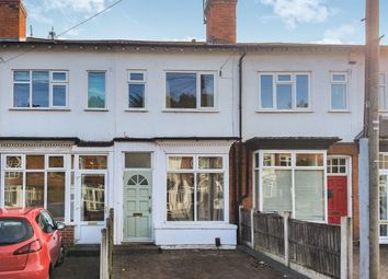 Thumbnail 3 bed terraced house for sale in Harman Road, Sutton Coldfield