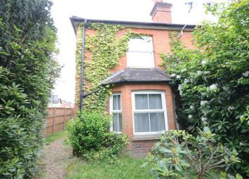 Thumbnail 2 bed semi-detached house to rent in Fleet Road, Fleet