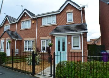 Thumbnail 3 bed end terrace house for sale in Addenbrooke Drive, Hunts Cross, Liverpool