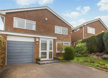 Thumbnail 4 bed property to rent in Romaine Close, Burgess Hill