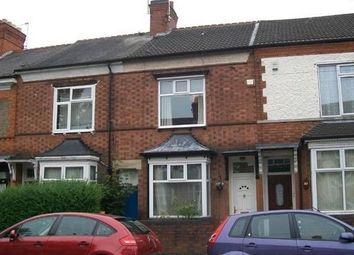 Thumbnail 3 bedroom terraced house for sale in Lavender Road, Leicester