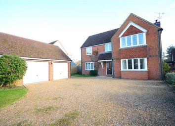 Thumbnail 4 bed detached house for sale in Lucerne Drive, Stadhampton, Oxford