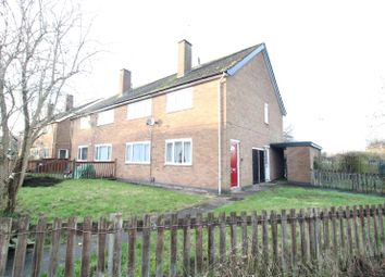 Thumbnail 2 bed maisonette for sale in Newlands Road, Barwell, Leicester, Leicestershire