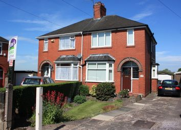 Thumbnail 3 bed semi-detached house for sale in Curzon Road, Burslem, Stoke-On-Trent