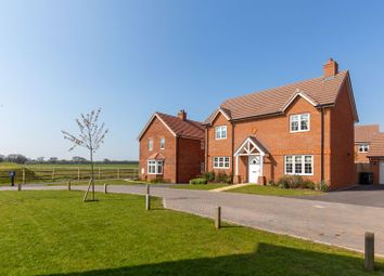 Thumbnail 4 bed detached house for sale in West Brook View, Emsworth