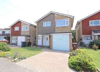 Thumbnail 3 bed detached house for sale in Manor Way, Polegate