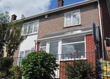 Thumbnail 3 bedroom property for sale in Davis Street, Plasmarl, Swansea.