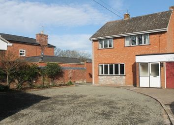 Thumbnail 3 bedroom detached house to rent in Bell Lane, Lower Broadheath, Worcester