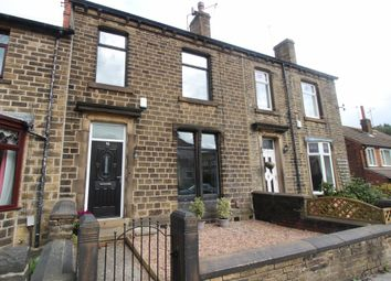Thumbnail 3 bed terraced house for sale in Warneford Road, Cowlersley, Huddersfield
