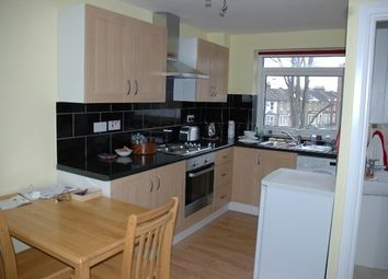 Thumbnail 1 bed flat to rent in West Green Road, London
